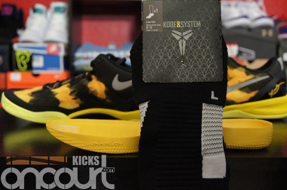 426ee128dc15 Nike Kobe 8 SYSTEM Performance Review - WearTesters