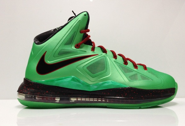 pretty nice 2fb32 1140d Performance Deals - Nike LeBron X (10)  Cutting Jade  - WearTesters
