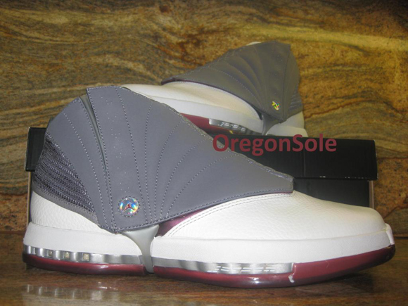 673c1effaa7d Air Jordan XVI (16)  Cherrywood  2012 Retro Sample - WearTesters