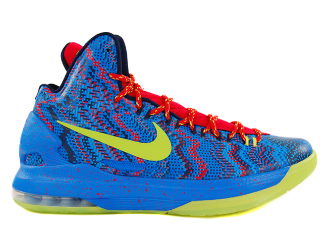 huge selection of 91d3b b914a Nike KD V (5) Christmas - Available - WearTesters