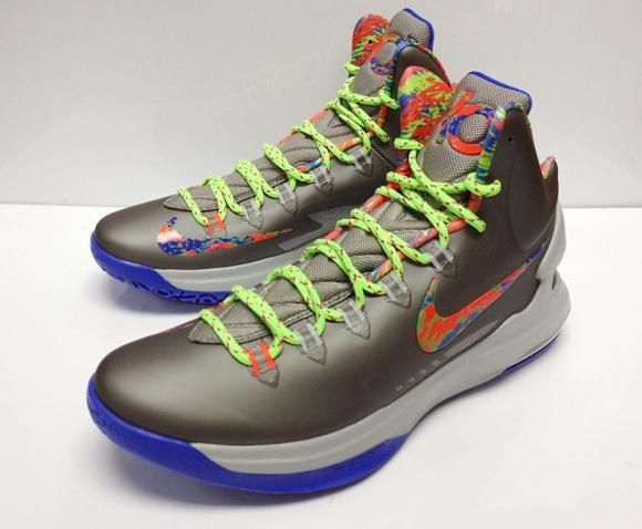 Nike KD V (5) Energy  Splash  - Available - WearTesters 7b5ce2e71