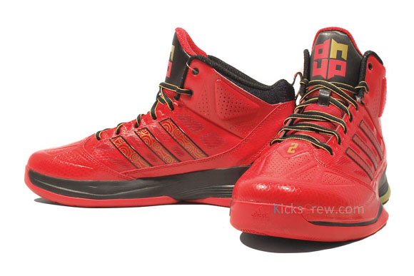 best service cef08 7ddd7 adidas-D-Howard-Light-Year-of-the-Snake-2