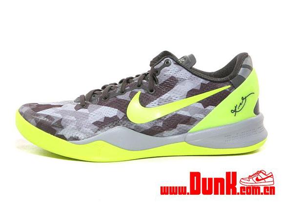 best website 6ee7a 74825 Nike-Kobe-8-SYSTEM- Sport-Green -1