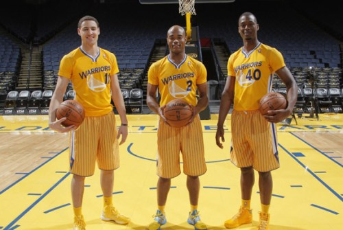 adidas & the Golden State Warriors Debut First-Ever Modern Short ...