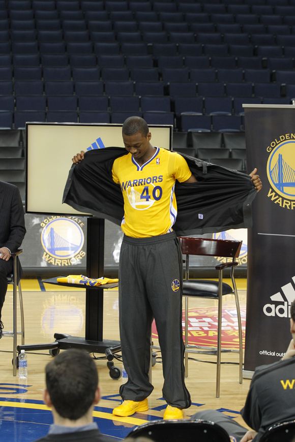 adidas- -the-Golden-State-Warriors-Debut-First-Ever-Modern-Short-Sleeve-NBA- Uniforms-Event-Recap-4 5cddeb73c