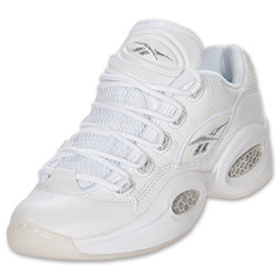 1bd21a284af9 Reebok Question Low White  White - Available Now - WearTesters