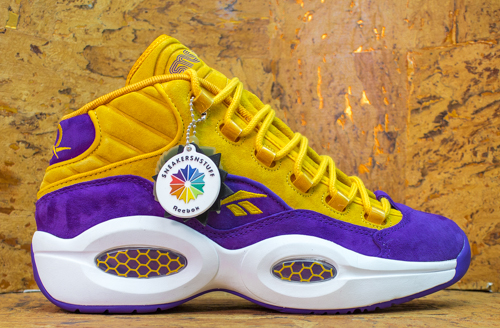 dd54969c9ccd The Sneakersnstuff x Reebok Question Mid  Crocus  - Available Now ...