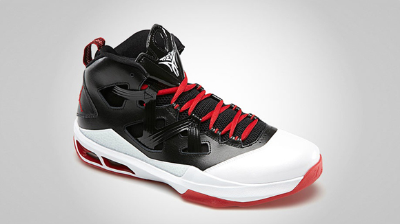 new style c2e5c ce11d Jordan-Melo-M9-Black-Gym-Red-White-2
