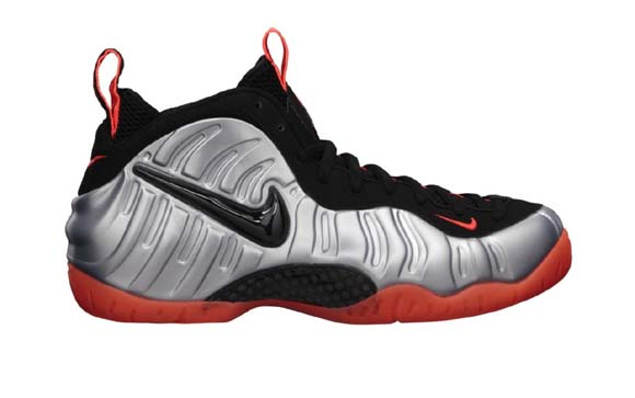 Nike Air Foamposite Pro Re 'Crimson' Re Pro Stock At Zapato Palace 7f674b