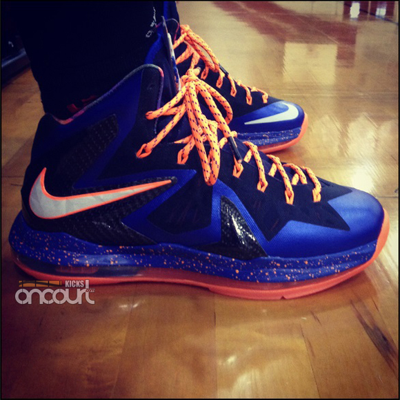 watch 3e2c4 c45df Nike LeBron X P.S. Elite Performance Review - WearTesters