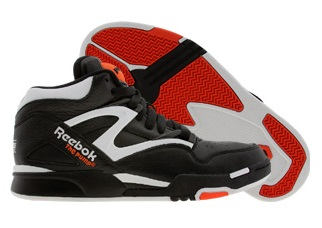 8c1d55ff1661a8 Reebok Pump Omni Lite Black  White - Solar Orange - Available Now ...