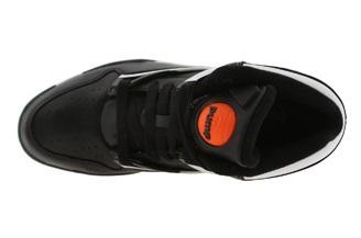 Reebok Pump Omni Lite Black  White - Solar Orange - Available Now ... 73b7ba25a