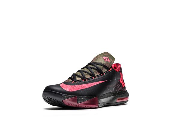 separation shoes 2ef47 2f85e Nike KD VI  Meteorology  - Detailed Look + ...