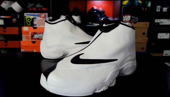 Nike Zoom Flight '96 2014 Retro Detailed Look & Review