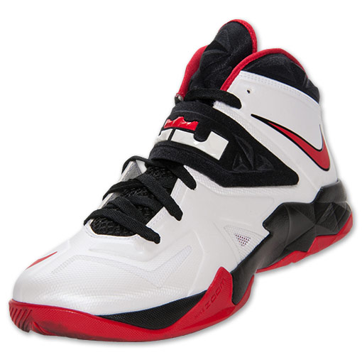 b84c88e5509 Nike Zoom Soldier VII White  University Red - Black - Available Now ...
