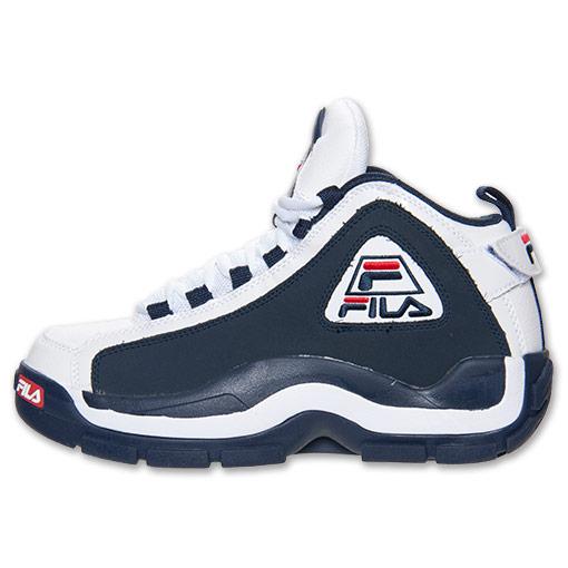 fila 96 basketball shoes