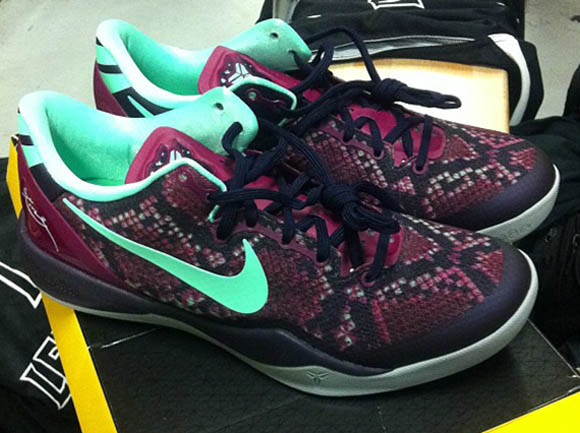 huge discount db4f3 71317 Nike Kobe 8 SYSTEM  Pit Viper  - Another ...