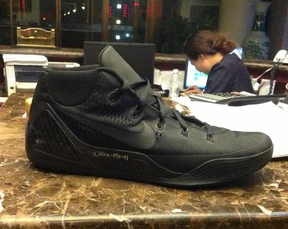 newest 9150d 386e1 Nike Kobe 9 Wear Test Sample 1