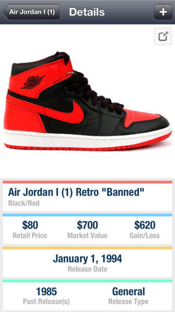 ee66d6c5c5a Air Jordan Price Guide App - WearTesters