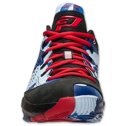 Jordan Cp3vii 7 Clippers Camo Available Now At Finishline