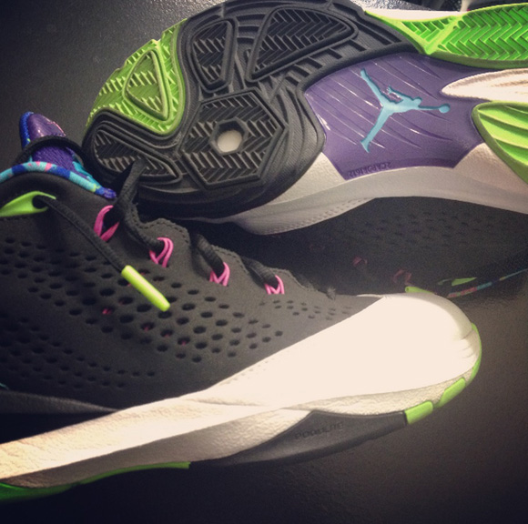 finest selection ca912 67add Jordan CP3.VII Performance Review 6