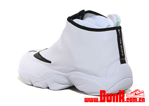 854c6f7bcba8d Nike Air Zoom Flight The Glove SL White Black – Poison Green 4 ...