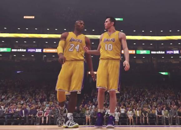 new styles 9b943 e0ad0 Nike Kobe 9 Debuts in NBA 2K14 Trailer 1
