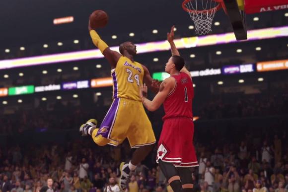 uk availability 8023f 852e2 Nike Kobe 9 Debuts in NBA 2K14 Trailer 2