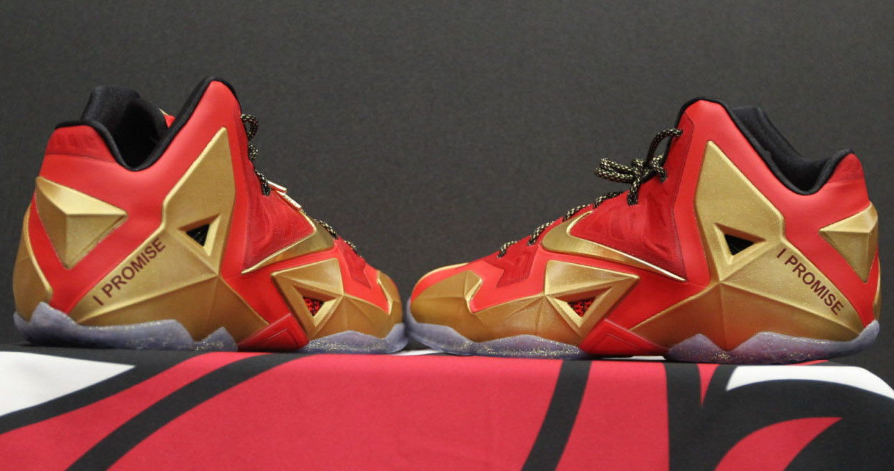 52ad7e0cbc4 Nike LeBron XI (11)  Championship  PE - WearTesters