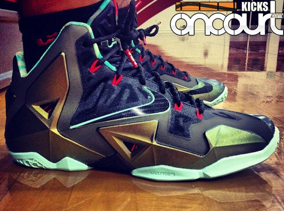 5147e8e068f93c Nike LeBron XI (11) Performance Review - WearTesters