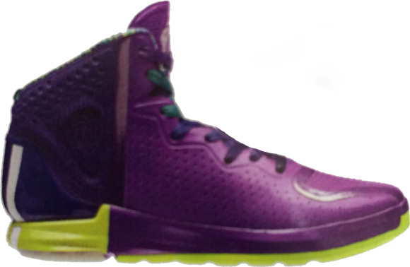 0a349eac863e adidas D Rose 4 Ray Purple  Running White - WearTesters