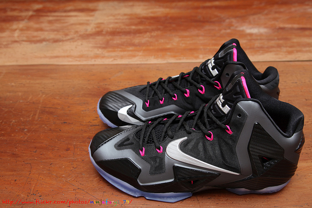 c2574b0ae6270 Nike LeBron XI (11)  Carbon Fiber  - Detailed Look - WearTesters