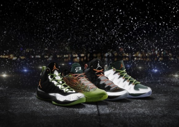 cc7511954358 Jordan Brand Christmas Pack - Officially Unveiled - Page 3 of 5 ...