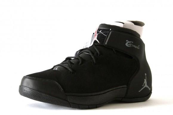 455f88cb37 ... Jordan Melo 1.5 Retro Black Silver - Detailed Images 2 ...
