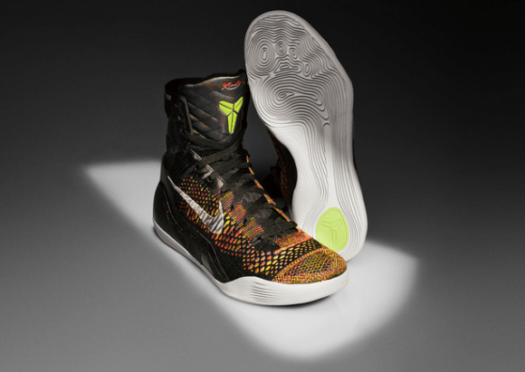 e6068861069 NIKE REDEFINES BASKETBALL FOOTWEAR WITH THE KOBE 9 ELITE FEATURING NIKE  FLYKNIT 2