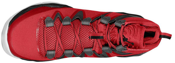 brand new 06460 b1500 Air Jordan XX8 SE Gym Red White - Wolf Grey 4