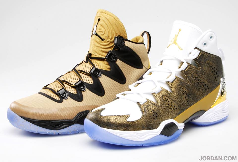 separation shoes f9086 f652b Air Jordan XX8 SE & Jordan Melo M10 'Award Season' PE - WearTesters
