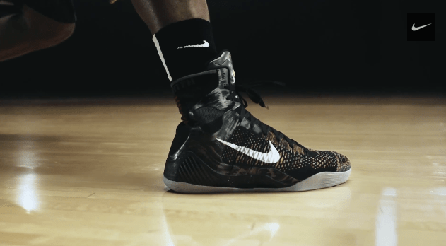 new products 1ad95 7e816 Nike Kobe 9 Elite is Showcased in Latest Flyknit Campaign - WearTesters