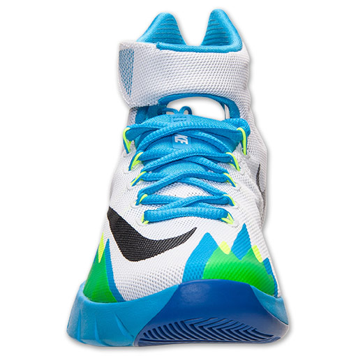100% authentic 7845c 27ab2 Nike Zoom HyperRev White Black Vivid Blue – Game Royal – Available Now 3