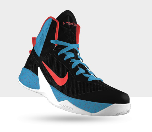 f1af5815a96 Nike Zoom Hyperfuse 2013 iD - Available Now on NIKEiD - WearTesters