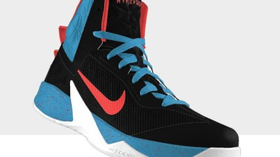 b3c31fd00c0f Nike Zoom Hyperfuse 2013 iD – Available Now on NIKEiD