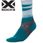 X-Wrap Basketball Socks by POINT 3