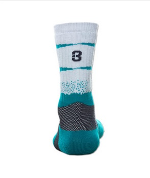 X-Wrap Basketball Socks by POINT 3 8