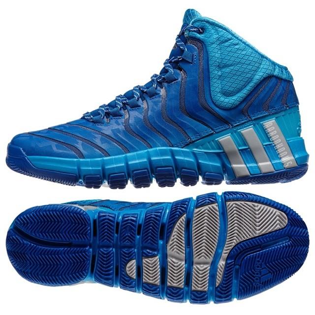 adidas Crazyquick 2 Blue  Aqua - WearTesters 955861c8f