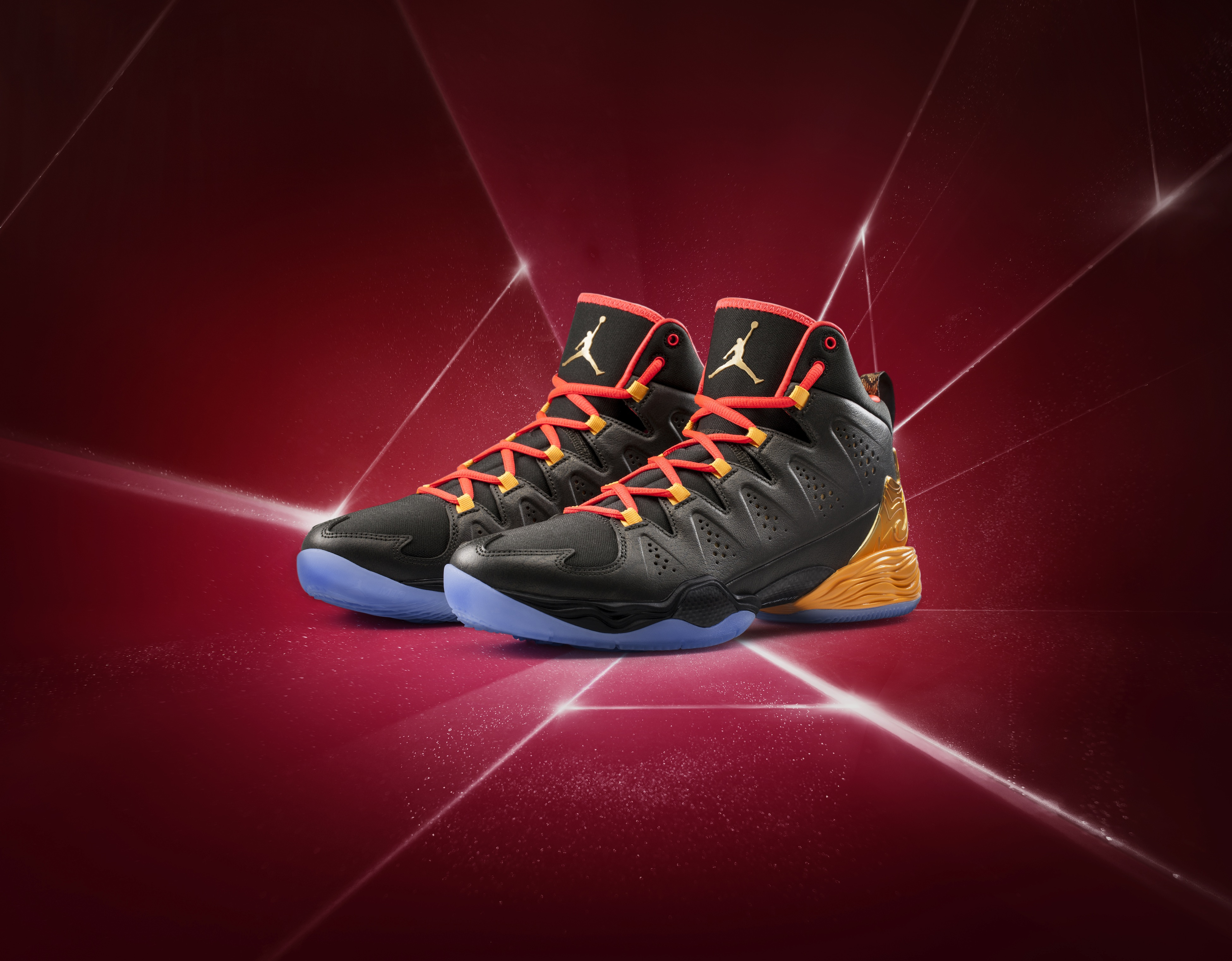sports shoes d0e22 d5801 Jordan Brand All-Star Lineup The Crescent City Collection 6