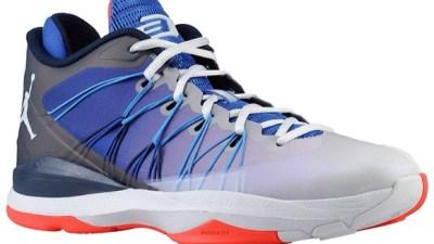 on sale 3f495 029ef Jordan CP3.VII AE White  Blue