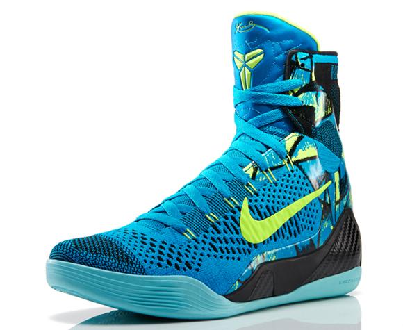 buy popular 5f592 f8ed2 Nike Kobe 9 Elite  Perspective  - Detailed ...
