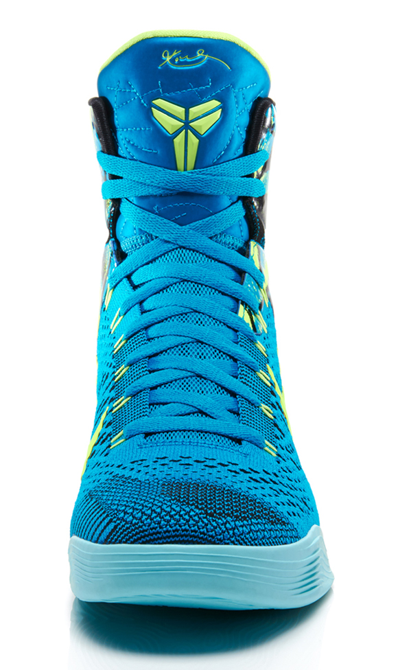 3f9a37ebabe Nike Kobe 9 Elite  Perspective  - Detailed Look - WearTesters