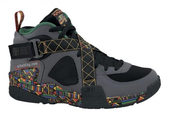 Air Raid Peace Shoes