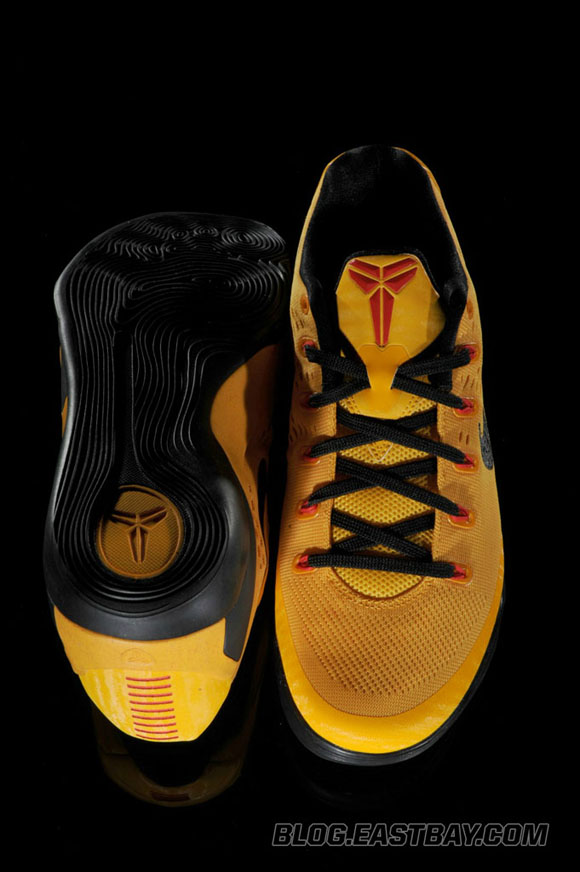 Nike Kobe 9 Low  Bruce Lee  - Detailed Look - WearTesters c47209a6937a
